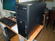 HP Z420 Xeon E5-2690 8C