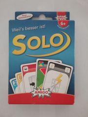 Solo - Kartenspiel
