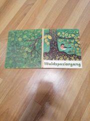 Kinder Bücher WALDSPAZIERGANG Waldspaziergang - Ein