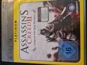 Ps3 Spiel assassins Creed 2