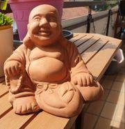 Terracotta Buddha Lucky Garten