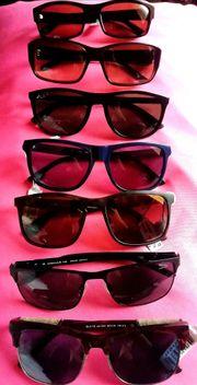 Sonnenbrille original neu mit Etikett