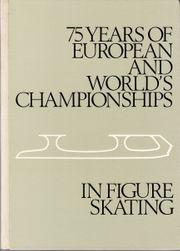 Selten angeboten 75 Jahre Eiskunstlauf-Europa-