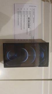 Iphone 12 Pro Max Pazifikblau