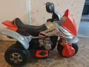 Elektro Motorrad der Marke Rebel