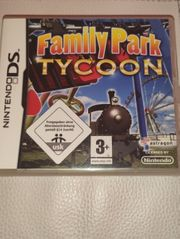 Nintendo DS - Family Park Tycoon