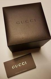GUCCI große Uhrenbox Original mit
