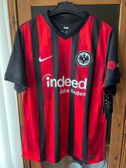 Eintracht Frankfurt Heimtrikot 2020 21