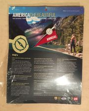 USA the Beautiful - Nationalparkpass und