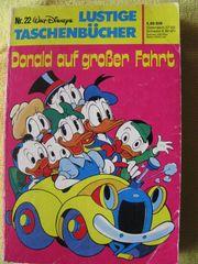 Lustige Taschenbücher Nr 22 Donald