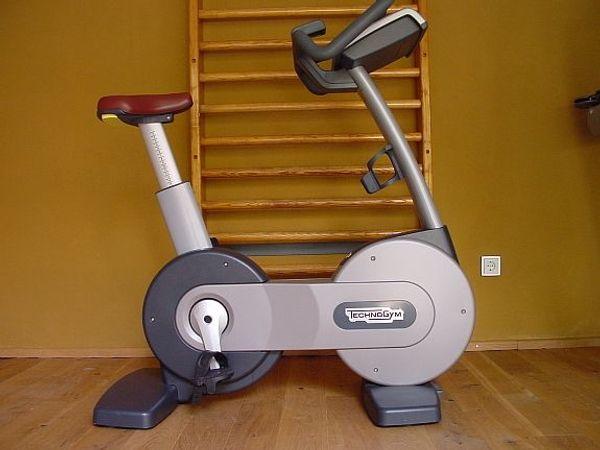 Technogym Gym Excite Bike 500i