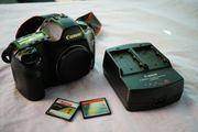 Canon 5D mit Zubehör