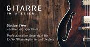 Gitarrenunterricht Stuttgart-West