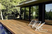 Terrassendiele IPE - härtestes Holz für