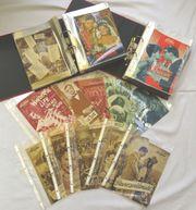 Sammlung von Kino-Film-Illustrierten 350 Stück