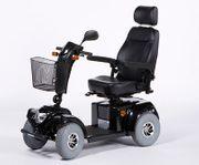 Seniorenmobil elektro Rollstuhl Vermeiren CERES