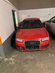 Audi A3 1 8 T
