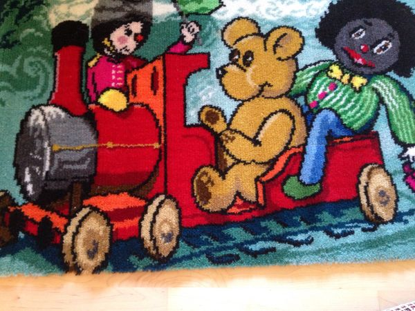 Kinder- Wandteppich