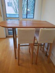 Esstisch mit 4 Stühlen L