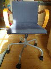 Schreibtischstuhl höhenverstellbar - zu verschenken