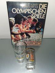Raritäten Olympiade 1972 München Olympischen