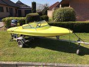 Motorboot Seafire 35Ps Evinrude