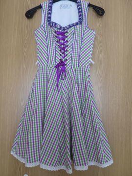 Damenbekleidung - Dirndlkleid mit Schürze
