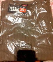 Diesel- Sweetshirt Grün verpackt