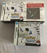 Pokemon Soulsilver OVP Vorbesteller Edition
