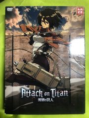 Attack on Titan dvd 2