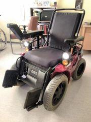 E - Rollstuhl