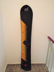 Snowboard Mistral G60 Raceboard 160