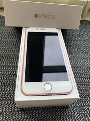 iPhone 7 Rosegold 128gb
