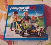 PLAYMOBIL - 3209 Familienspaziergang mit Buggy