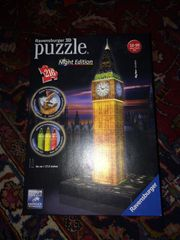 Ravensburger 3D Puzzle inkl FarbLEDs
