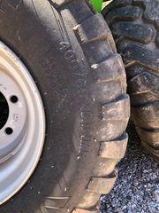 Traktor Anhänger Reifen und Felgen