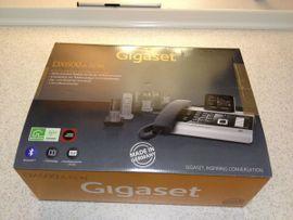 Schnurlose Telefone - Siemens Gigaset DX600 A ISDN