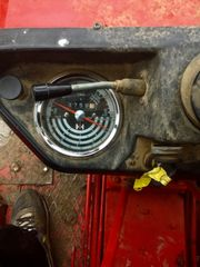 IHC 733 Traktor