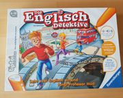 tiptoi Die Englisch Detektive Lernspiel
