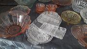 Glas Gefäße
