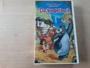 VHS Walt Disney Das Dschungelbuch