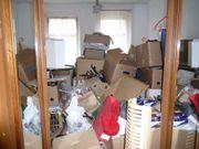 Biete professionelle Wohnungsauflösung im Raum
