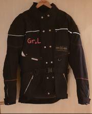 Motorrad Jacke Gr L Polo