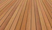Restposten Terrassenholz 120mm glatt - sehr
