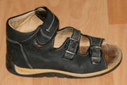 Bequeme Sandalen - Größe 27 - aus Leder