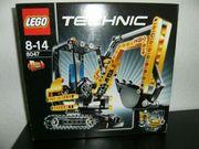 Lego Technik Kompaktbagger