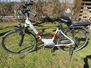 E Bike für Damen LIQBIKE