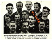Eintracht Frankfurt Deutscher Meister 1932 -