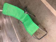 Gartenstühle grün faltbar 2 Stück