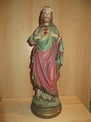 Jesus Christus Figur Dachbodenfund
